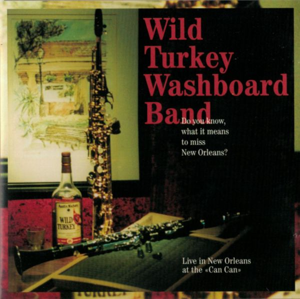 Wild Turkey Washboard Band - Live in New Orleans